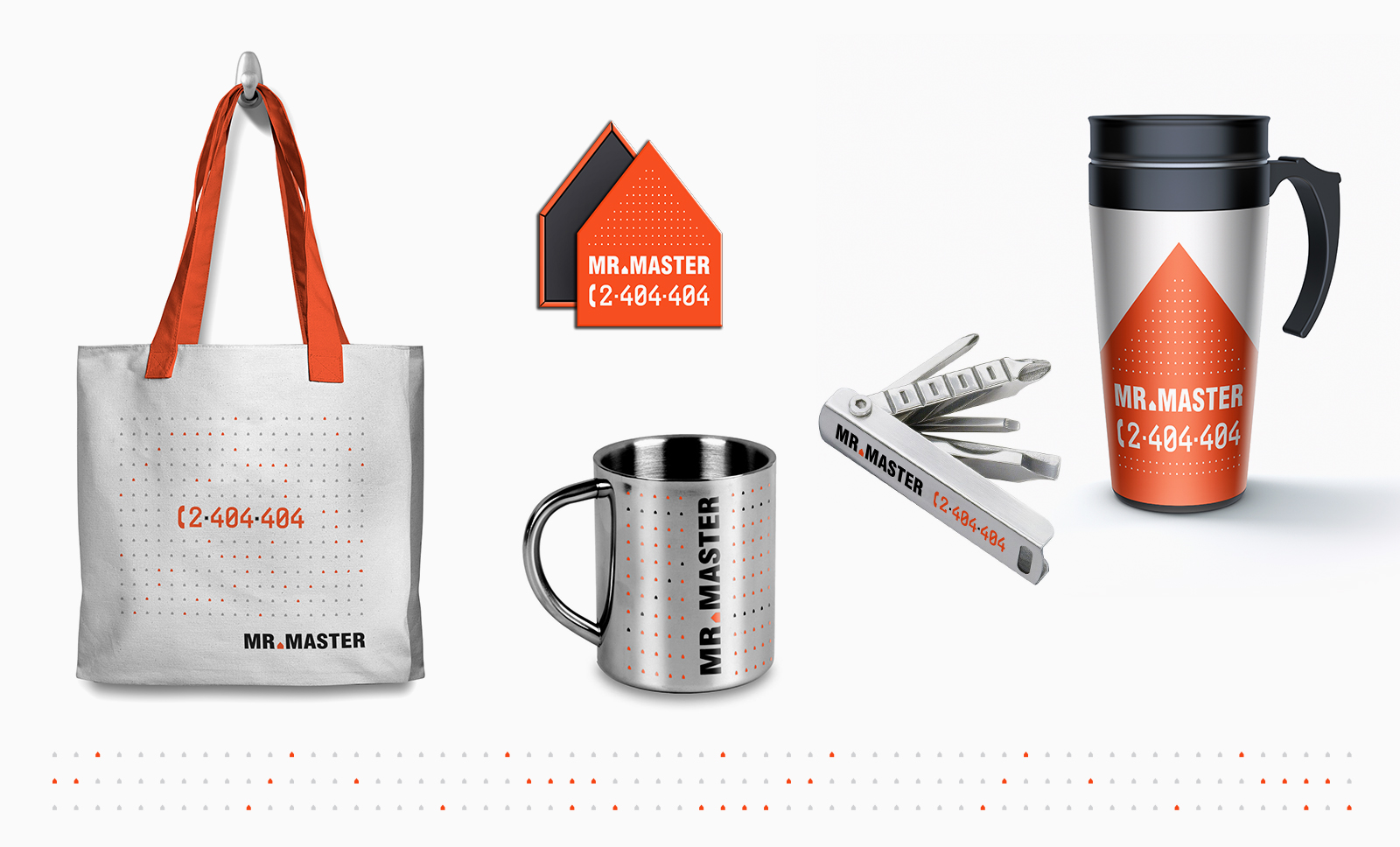 Mr Master Mugs and Bags